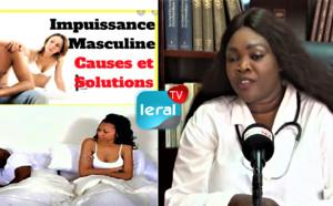 Exclusif: Ndella Madior Diouf traite de l'impuissance sexuelle chez les hommes - LERAL TV