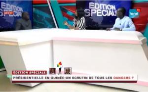 """VIDEO / Me El Hadj Diouf: """"Tous ceux qui réclament un 3e mandat en Afrique sont des traîtres"""""""