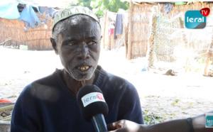 Ngomène, village à 4,5 km de Thiénaba, privé de toutes les infrastructures rurales (Reportage LERAL TV)