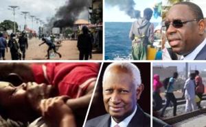 VIDEO/ Actualité du jour: Explosion d'une pirogue de migrants; Abdoulaye D. Diallo sur les récoltes; Nouvelles maladies...