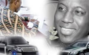 Mo Gates offre 450 millions à sa maman : Deux Ranger Rover et un Maybach-Mercedes S560