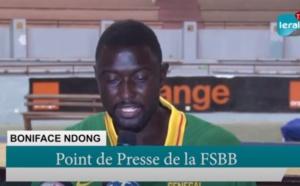 Sport Basket : première phase qualificative prévue à Kigali, le Coach Boniface Ndong face à la presse