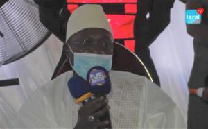 VIDEO - L'Islam, les pluies diluviennes, le respect des mesures-barrières, les clés du message de Macky Sall au Khalife de Médina Baye