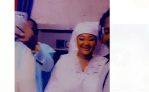 Vidéos-Regardez comment Thiané, la fille de Mbaye Dieye Faye célèbre le Gamou qui coïncide avec son anniversaire!