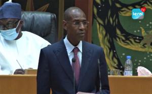 """Assemblée nationale - Abdoulaye Daouda DIALLO: """"Votre confiance nous honore et nous avons pris bonne note sur vos préoccupations..."""""""