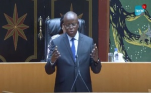 Intervention du ministre Matar Ba : ses profonds remerciements envers Macky Sall et les infrastructures sportives attendues…