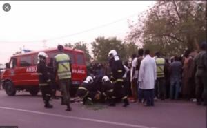 Accident à Touba: Une femme décède sur le coup et une autre gravement atteinte