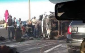 Koungheul: Un camion tue deux jeunes