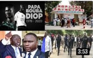 Actualité du 30 novembre 2020: Pape Bouba Diop; Déthié Fall; L'émigration clandestine et Kara, en faits saillants…