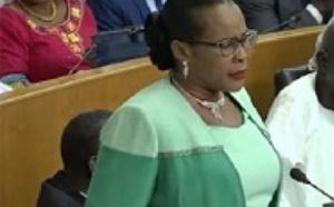 Assemblée Nationale: Quand le « Garouwalé » d'un député énerve l'honorable Mame Diarra Fam