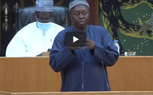 Mamadou Lamine Diallo à Moustapha Niasse : « Il ne respecte pas le règlement intérieur… »