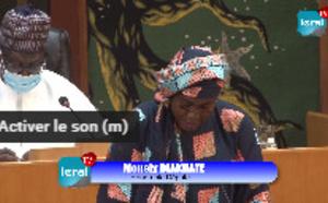 Mously Diakhaté défend la cause des femmes qui sont détenues à cause de leurs maris...