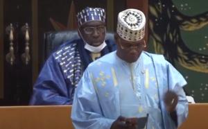 Cheikh Bara Dolly tacle sévèrement le Ministre Ndèye Saly Diop Dieng, à travers l'histoire de Modou....