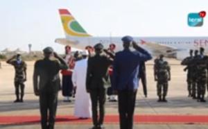AIBD: Revivez les moments forts de l'arrivée émouvante du corps de Pape Bouba Diop
