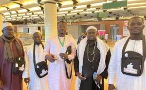 Umrah - Le premier groupe de pèlerins avec Balla Gaye 2 et Aziz Ndiaye