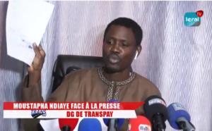 VIDEO/ Sa solution usurpée et contrefaite: Mouhamadou Moustapha Ndiaye, DG de Transpay dénonce les abus de Mectrans et s'attaque aux assignations