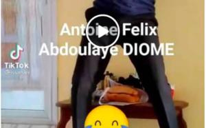 Fakenews/ Avec la même corpulence: Le gars qui danse dans ce video n'est pas le Ministre de l'Intérieur Antoine Diome