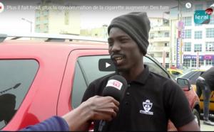 Plus il fait froid,  plus la consommation de la cigarette augmente: Des fumeurs se confient...