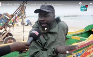 Reportage/ Pêcher en hiver: Les pêcheurs dévoilent les risques