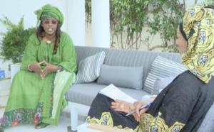 Interview exclusive de la Première Dame Marème Faye Sall avec la RTS1 et LERAL TV