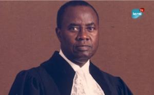 Portait/Kéba Mbaye: le juge et homme d'Ethique