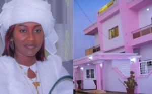 Admirez la luxueuse villa de Sokhna Adja Saliou Thioune, l'une des veuves de Cheikh Béthio (Photos)
