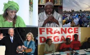 Débriefing de la semaine : Disparitions, attaques et manifestation, sortie médiatique de la 1ière Dame …les faits saillants