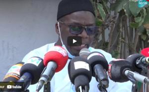 Conacoc: Elhadji Oumar Diène, le nouveau Coordonnateur installé hier