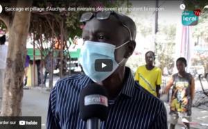 Saccage et pillage d'Auchan Castor: des riverains déplorent et imputent la responsabilité à l'Etat et aux parents