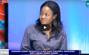 """Cheikh Oumar Diagne, Enseignant-chercheur: """"Macky Sall doit dégager car il ne respecte pas le peuple"""""""
