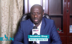 """Issakha Diop, maire de Pikine Est: """"Les Pikinois aiment bien le Président Macky Sall, il a toujours tout gagné ici..."""""""