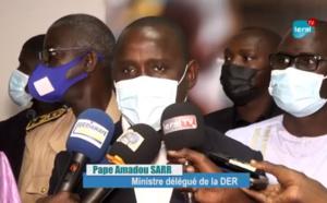 Le Conseil Régional de la Jeunesse de Dakar adoube la DER sur son mode de financement