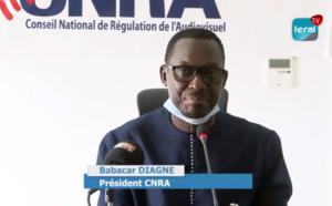 """Série """"Adji Sarr: """"Le CNRA l'arrête pour une nouvelle approche, Aziz Niane s'excuse par rapport..."""