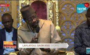 SUIVEZ SERIGNE MOUSTAPHA SY  SUR LERAL TV  -  LAYLATOUL QADR A YOFF