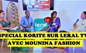 SPECIAL KORITE SUR LERAL TV  AVEC MOUNINA FASHION