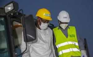 Infrastructures : Macky SALL a procédé, hier,  à l'inauguration du tronçon Taredji-Podor