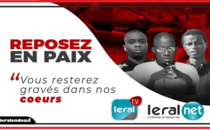 POTTITAL:  SPECIAL HOMMAGE AUX VAILLANTS SERVITEUR DE LERAL TV DISPARUS