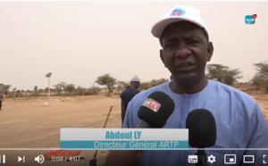 """Abou Ly, DG ARTP: """"Le centre sera vecteur d'emplois pour les jeunes, vœu du Président Macky Sall"""""""