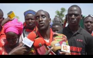 Ndiaganiao: Les populations marchent, l'électricité à des années lumière