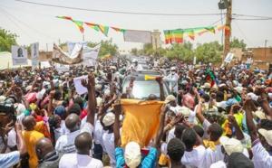 Etapes d'Ogo et de Danthiadi: Macky Sall accueilli par une foule enthousiaste