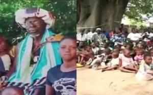 Découverte d'un homme marié à 43 femmes et ayant 200 enfants (Vidéo)