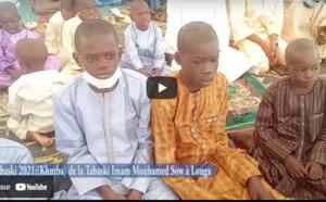 """Tabaski 2021 chez les """"Ibadous"""" de Louga: L'intégralité du prêche de l'Imam Mouhamed Sow"""
