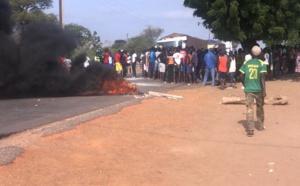 Thiadiaye se rebelle: Après un accident sur un enfant, poste de police et dos d'âne sont réclamés