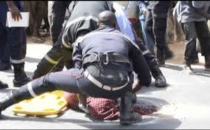 Accident à Ndiéyène Sirakh, provoqué par un candidat aux élections locales