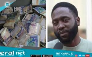 Trafic de visas: Voici la vidéo qui montre Kilifeu au nom de Y'en A marre recevant les trois millions FCfa restant...