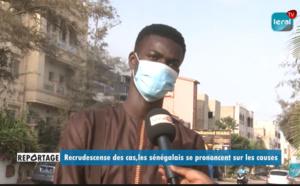 Covid-19 / Recrudescense des cas, les Sénégalais se prononcent sur les causes...