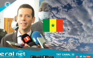 """Alexandre Pointier, président Afd: """"La démarche du Sénégal est ambitieuse et emblématique"""""""