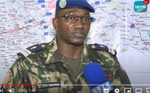 Magal Touba: La Gendarmerie a mobilisé 1710 éléments, 115 véhicules, 75 motos, six drones...