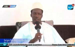 Magal 2021 - La vie et l'œuvre de Serigne Sidy Moctar Mbacké racontée Par Serigne Djily Maty Lèye Mbacké
