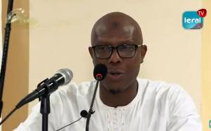 """Cérémonie de dédicace: """"Amadou Lamine Mbaye, Le Combattant, hommage au talibé de Serigne Babacar Sy"""""""